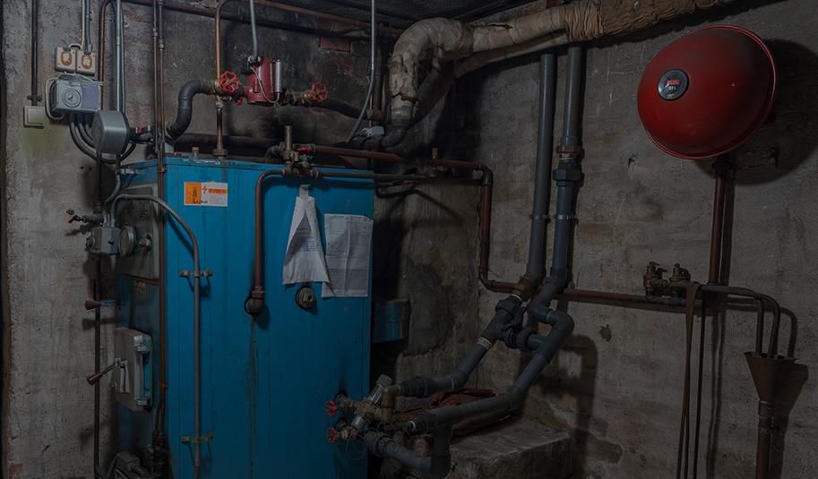 Varmepumpe i hus med balansert ventilasjon